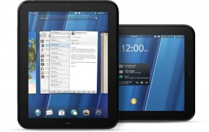 new hp-touchpad