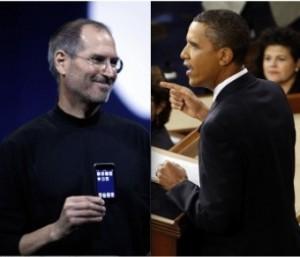 obama-to-meet-steve-jobs-facebook-google